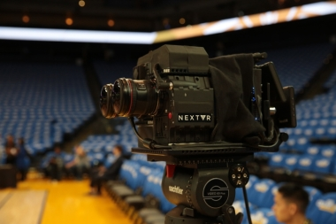 NextVR camera (PRNewsFoto/NextVR)